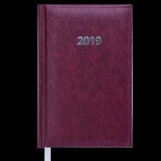 /Ежедневник датированный 2019 BASE(Miradur), A6, 336 стр., синий