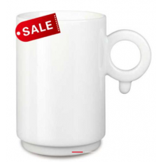 Чашка Auris 0,25л, белая