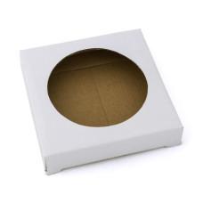 Упаковка с окошком для тарелки 51КТ02