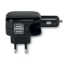 Зарядное устройство COMBIPLUG, 6x5,5x3,9 см