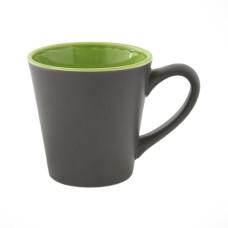 Чашка MIATA матовая серая 288 мл