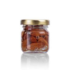 Мед с мигдалем, 100 грамм