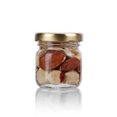 Мед с орехами, 330 грамм