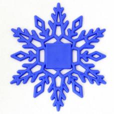 Снежинка декоративная (набор 4 штуки)