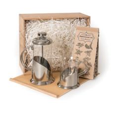 Коробка подарочная с сеном Happy Hay