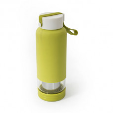 Бутылка INTEGRUM 450 мл, скло/силікон